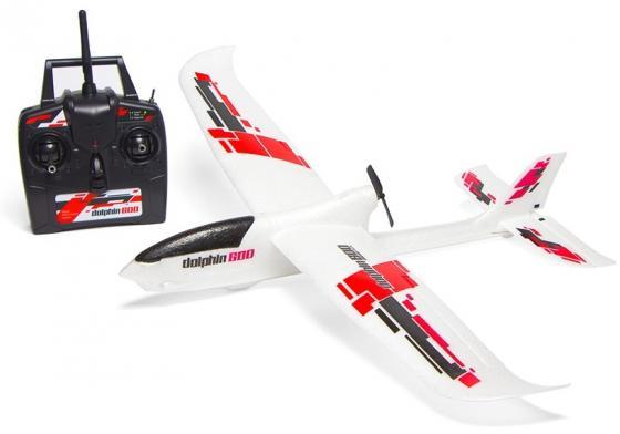 Самолет радиоуправляемый Pilotage Dolphin 600 полипропилен экструдированный белый (RC62740) (от 12 лет)