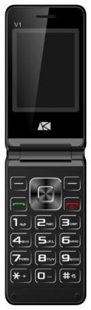 Мобильный телефон ARK V1 черный 2.4 64 Мб телефон