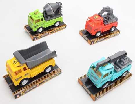 Инерционная машинка best toys Строительная техника, в ассортименте цвет в ассортименте JB401175 цена