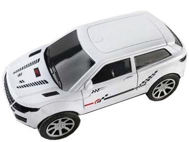 Инерционная машинка best toys Машина инерционная белый 79803 цена