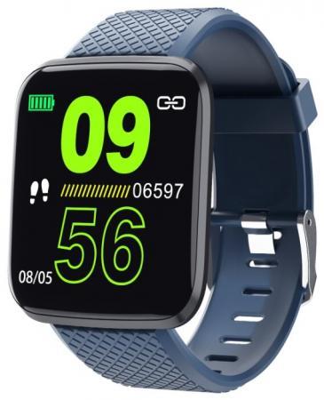 """Смарт-часы Smarterra AURA 1.3"""" TFT синий (FMAUBL)"""