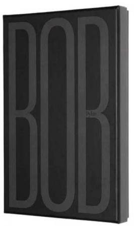 Блокнот Moleskine LIMITED EDITION BOB DYLON LEBDQP060CLT Large 130х210мм 240стр. линейка коллекционный черный huntingtower large print edition
