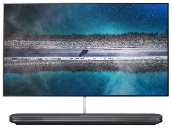Телевизор OLED LG 65 OLED65W9PLAZ черный/серебристый/Ultra HD/50Hz/DVB-T2/DVB-C/DVB-S2/USB/WiFi/Smart TV (RUS)