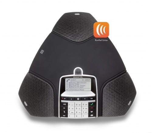 Р/Телефон Dect Unify Konftel-300IPx серебристый