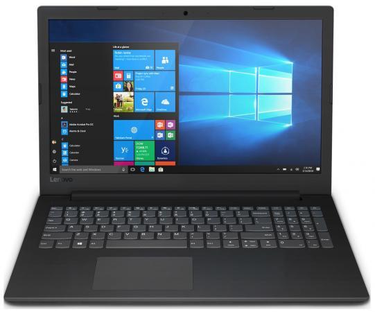 """Ноутбук Lenovo V145-15AST A6 9225/4Gb/SSD128Gb/DVD-RW/AMD Radeon R4/15.6""""/TN/FHD (1920x1080)/Free DOS/black/WiFi/BT/Cam"""