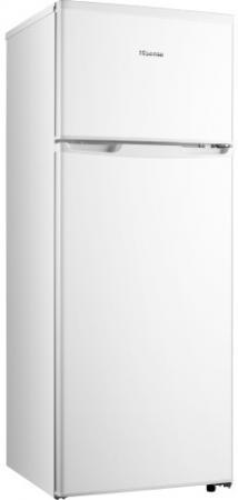 Холодильник Hisense RT267D4AW1 белый цена и фото