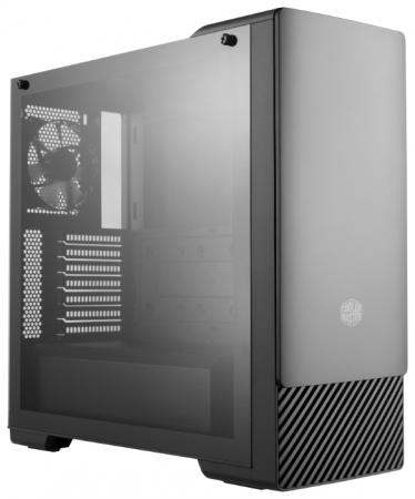Корпус ATX Cooler Master MasterBox E500 Без БП чёрный MCB-E500-KG5N-S00 цены онлайн