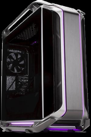 Корпус ATX Cooler Master Cosmos C700M Black Edition Без БП чёрный MCC-C700M-MG5N-S00 цена