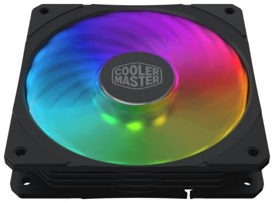 Cooler Master SF120R ARGB LED Fan, PWM, square frame