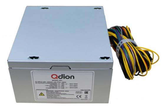 Power Supply FSP QDION ATX 300W, 120mm, 3xSATA, nonPFC the new fsp advantech 610l 610h and other fsp300 60pln ipc power supply fsp250 60pln