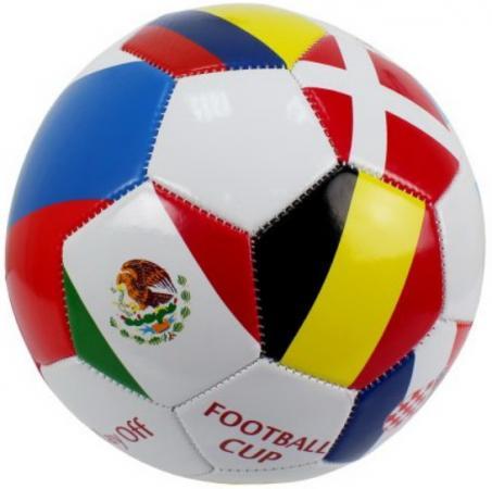 Мяч футбольный 1toy Play off 23 см michael frayn noises off a play