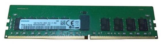Оперативная память 16Gb (1x16Gb) PC4-21300 2666MHz DDR4 DIMM ECC Registered CL19 Samsung M393A2K40BB2 оперативная память 16gb 1x16gb pc4 21300 2666mhz ddr4 dimm ecc registered cl19 crucial ct16g4rfd8266