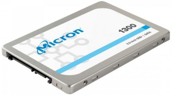 """Micron 1300 256GB SATA 2.5"""" Non SED Client Solid State Drive"""