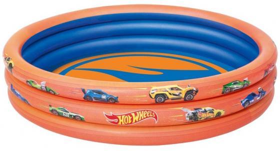 Надувной бассейн 1toy Hot Wheels
