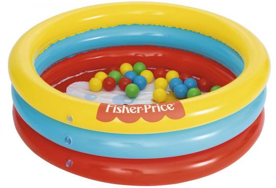 Надувной бассейн 1toy Fisher Price