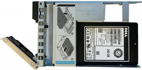 240GB SSD, Read Intensive, SATA 6Gbps, 512, 2,5 in 3,5 HYBB CARR, 1 DWPD, 438 TBW, hot plug, 14G