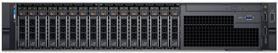 "PowerEdge R740 (2)*Gold 6240 (2.6GHz, 18C), No Memory, No HDD (up to 8x3.5""), PERC H730P+/2GB LP, Riser config #5 (7FH + 1LP), Broadcom 5720 QP 1Gb BT LOM, iDRAC9 Enterprise, RPS (2)*750W, Bezel w/o QuickSync, ReadyRails with CMA, 3Y ProSupport NBD цена 2017"