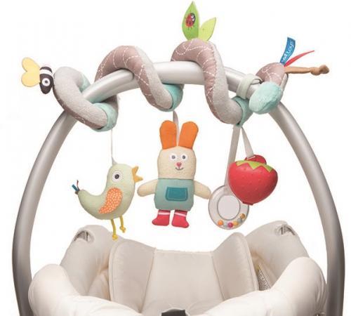 Игрушка развивающая дуга развивающая игрушка jia le toys веселый фермер 598