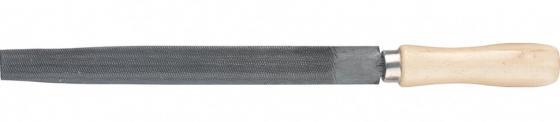 Фото - Напильник, 200 мм, полукруглый, деревянная ручка// Сибртех напильник курс 42510 набор 5шт деревянная ручка 150мм