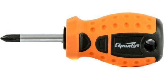 """Отвертка """"Point"""", Ph1 х 38 мм, CrV, 2-х компонентная рукоятка// Sparta цены онлайн"""