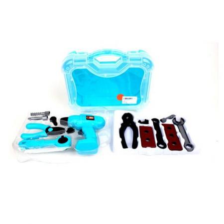 Купить Набор инструментов Наша Игрушка 6647-1 14 предметов, Игровые наборы Юный мастер