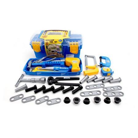 Купить Набор инструментов Наша Игрушка 29139 38 предметов, Игровые наборы Юный мастер