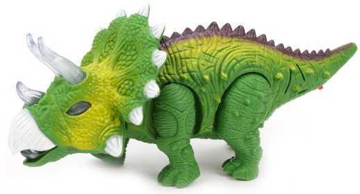 Купить Динозавр эл., свет, звук, эл.пит.ААА*3шт.не вх.в компплект, коробка, Наша Игрушка, Радиоуправляемые игрушки