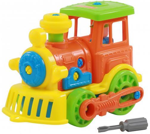 Конструктор best toys Паровоз 48 элементов конструкторы nanoblock паровоз 800 элементов