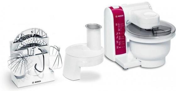Кухонный комбайн Bosch MUM 4825 белый цена