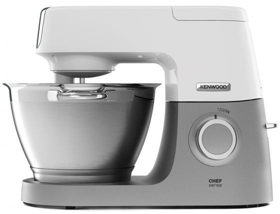 Кухонный комбайн Kenwood KVC5100T белый/серый цена и фото