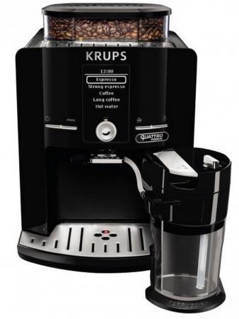 Кофемашина Krups EA82F810 цены