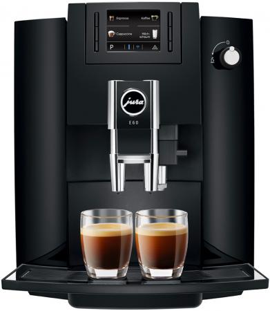 Кофемашина Jura E60 кофемашина jura impressa a9 platin 15018