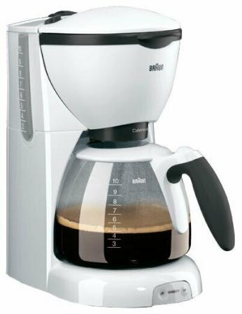 Кофеварка Braun KF520/1 цена и фото