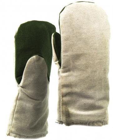 Рукавицы специальные х/б с наладон. двунитка, утеплённые, ватин, 2 размер, Россия </div> <div class=