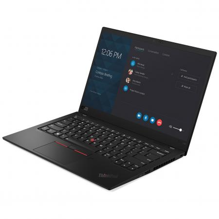 "Ультрабук Lenovo ThinkPad X1 Carbon Core i7 8565U/16Gb/SSD512Gb/Intel UHD Graphics 620/14""/IPS/Touch/FHD (1920x1080)/4G/Windows 10 Professional/black/WiFi/BT/Cam"