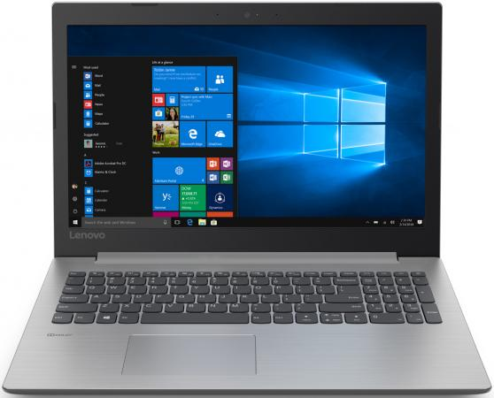 Ноутбук Lenovo IdeaPad 330-15IKB Core i3 7020U/4Gb/500Gb/Intel HD Graphics 620/15.6/TN/FHD (1920x1080)/Windows 10/grey/WiFi/BT/Cam ноутбук lenovo v310 15isk core i3 6006u 4gb 1tb intel hd graphics 620 15 6 fhd 1920x1080 windows 10 professional black wifi bt cam