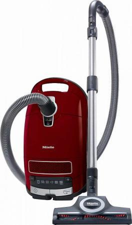 Пылесос Miele Complete C3 Cat&Dog PowerLine - SGEA3 сухая уборка красный цена