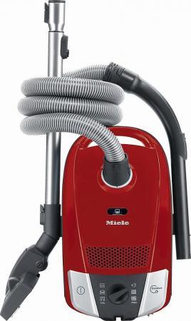 Пылесос Miele SDCB0 HEPA C2 сухая уборка красный недорого