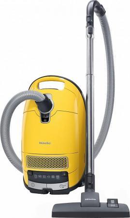 Пылесос Miele Complete C3 HEPA - SGFA0 сухая уборка жёлтый цена 2017