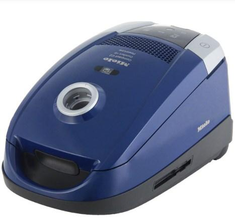 Пылесос с пылесборником Miele SDMB0 Compact C2 Comfort Marine Blue цена