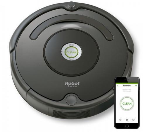 Робот-пылесос IROBOT Roomba 676 все цены