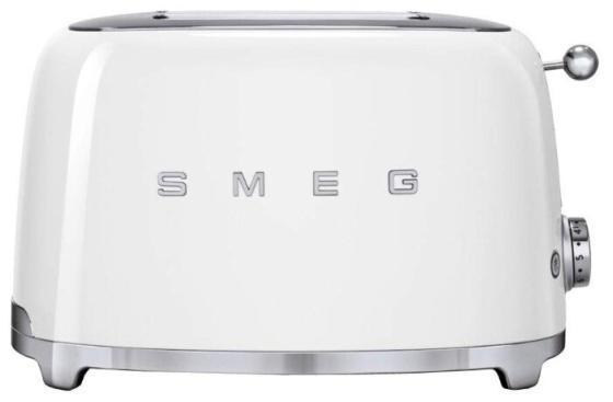 Тостер SMEG TSF01WHEU белый все цены