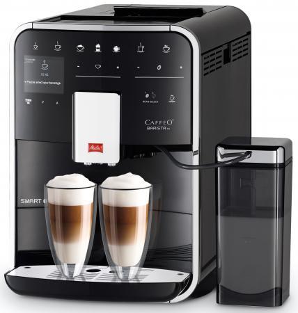 Кофемашина Melitta Barista TS Smart F850-102 Black