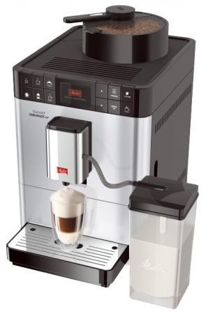 Кофемашина Melitta Caffeo Varianza CSP F 580-100 нержавейка цена и фото