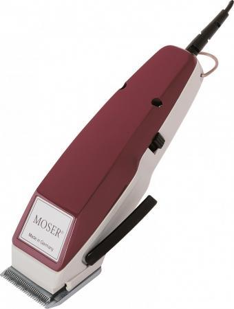 Машинка для стрижки волос Moser 1400-0050 Edition бордовый