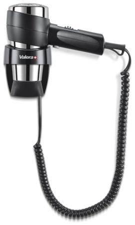 Фен настенный Valera Action Super Plus 542.06 1600Вт чёрный