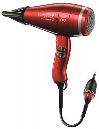 Фен Valera Swiss Power4ever SP4 D RC 2400Вт красный