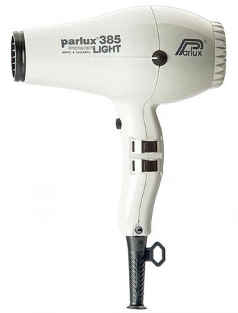 Фен Parlux 385 PowerLight Ionic & Ceramic Silver
