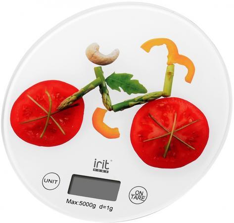 Весы кухонные Irit IR-7237 рисунок кухонные весы irit ir 7458 безмен
