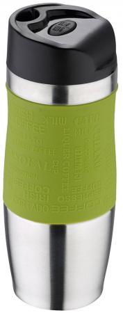 Термокружка Bergner BG-5958-OL 0,40л оливковый термос bergner bg 7483 mm